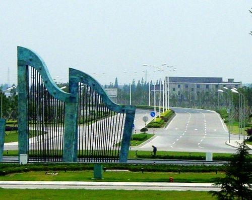 宁波市机场路终点连接线